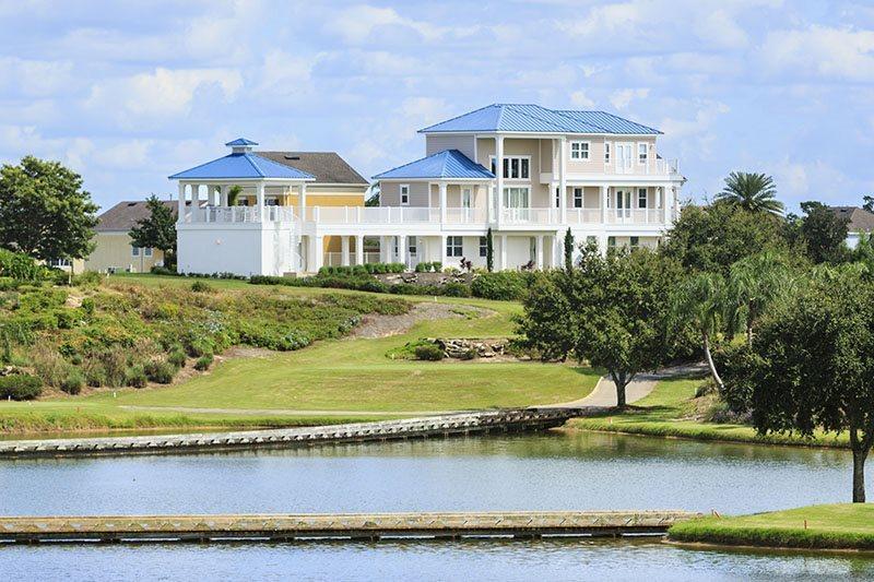 4 Bedroom Reunion Resort Villa Rental