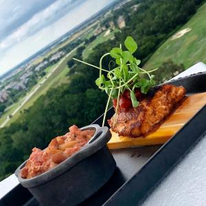 Magical Dining at the Eleven Rooftop Restaurant