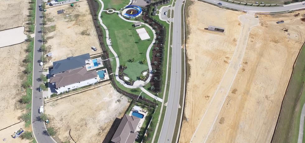 Bear's Den Reunion Aerial Image