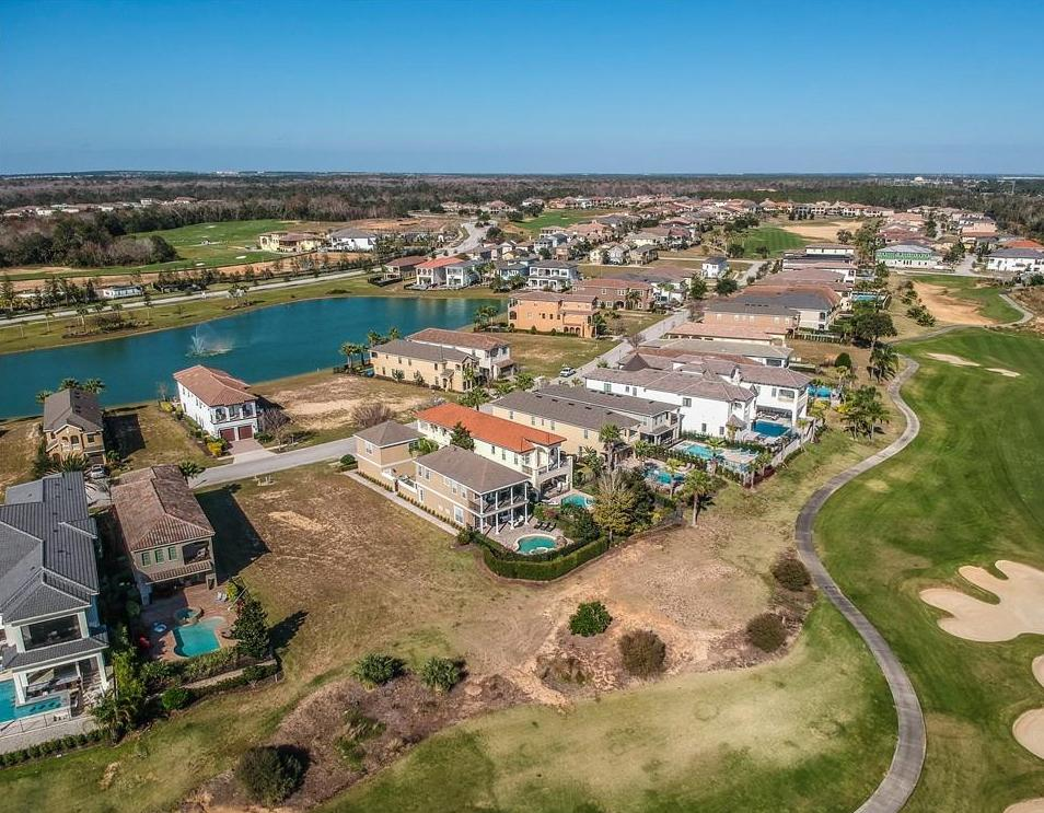 Reunion Resort Golden Bear Drive Homes For Sale at