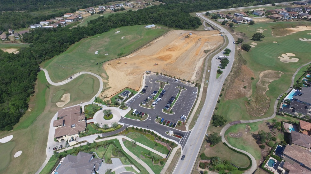 Eagle Trace at Reunion Construction