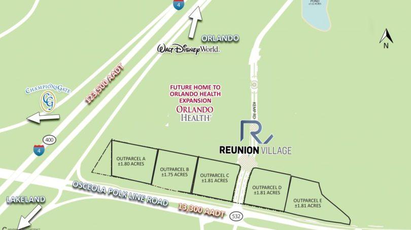 Reunion Village Outparcels