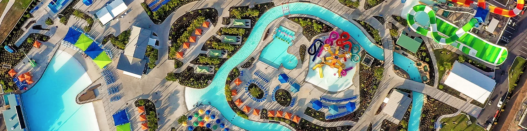 Island H2o Water Park near Reunion Resort